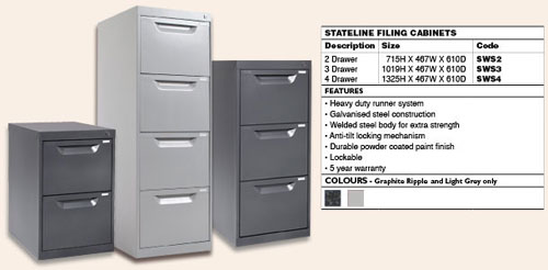 Diversity. Our Various Ranges Of Filing Cabinets ...