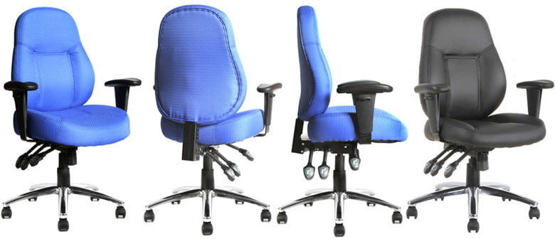 Barcelona Manager - office chair by Truesource