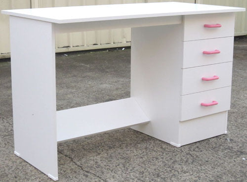 Children's Desk Pink