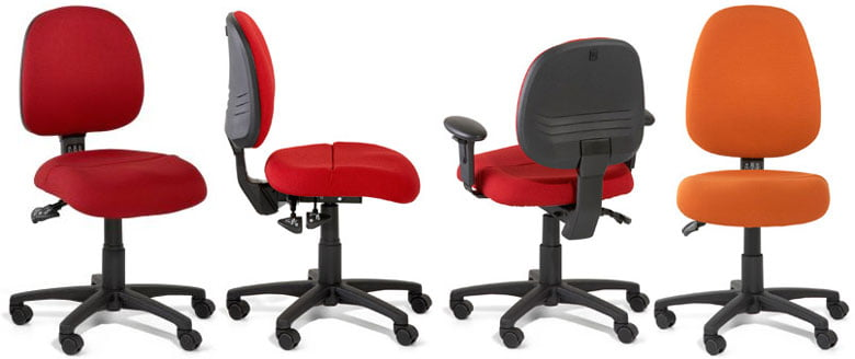 INCA - office chairs by Gregory