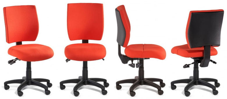 SCOPE - office chairs by Gregory